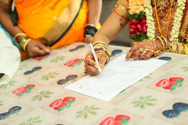 Marriage Certificate/Document Attestation